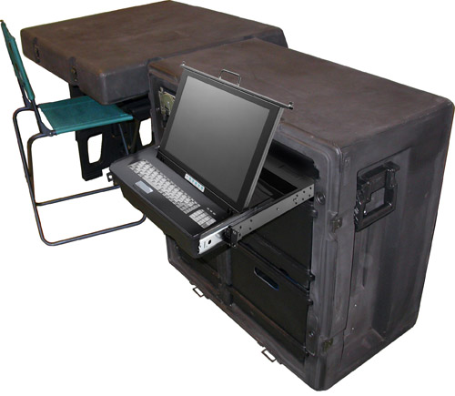 Tactical Computer Desk